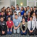 9/30/2015 Inaugural Reception, Asian Students